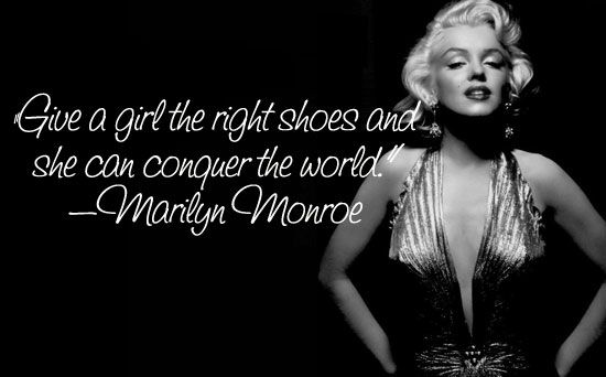 Marilyn Monroe Fashion Quotes Beauty. QuotesGram