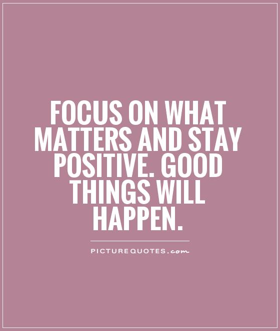 Inspirational Day Quotes: Hard To Stay Positive Quotes. QuotesGram
