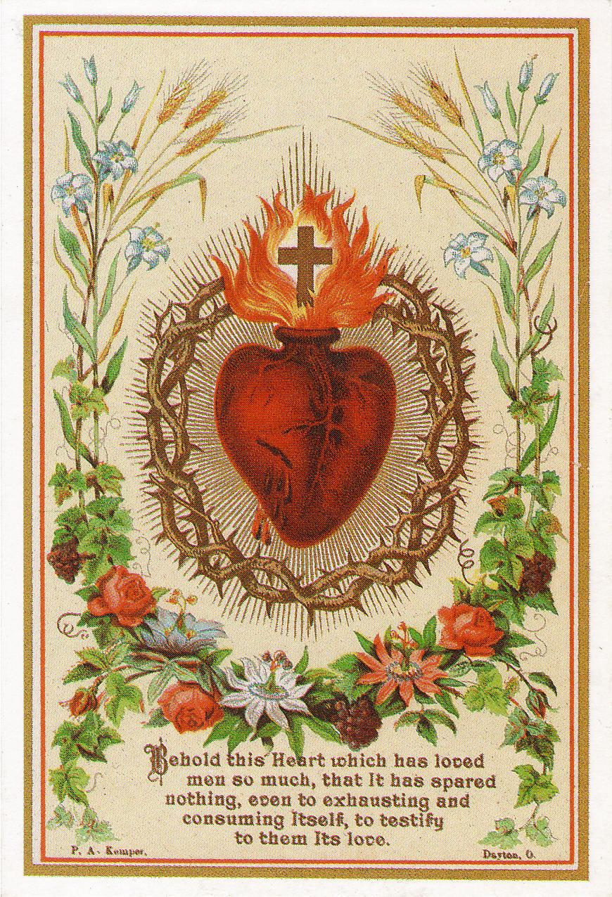 sacred heart quotes quotesgram