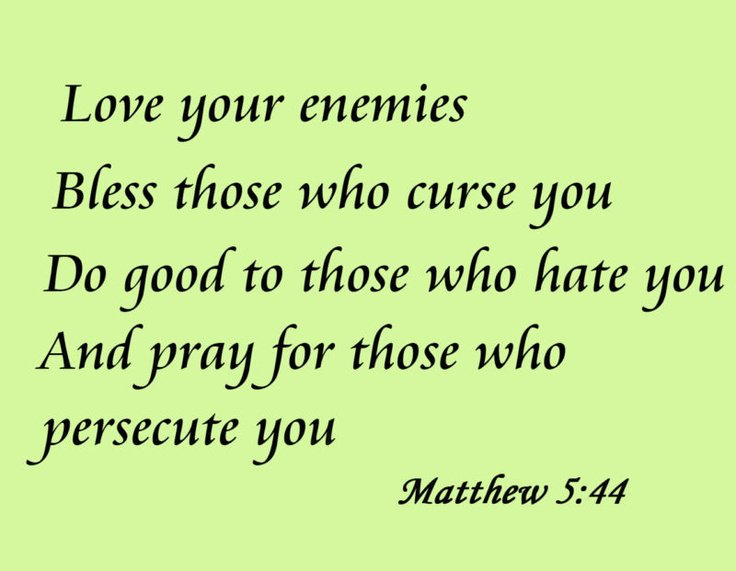 Love Your Enemies Quotes. QuotesGram