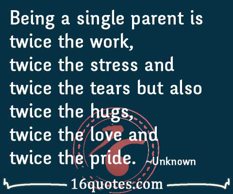 single dad dating quotes