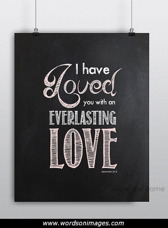 Everlasting Love Quotes And Sayings. QuotesGram