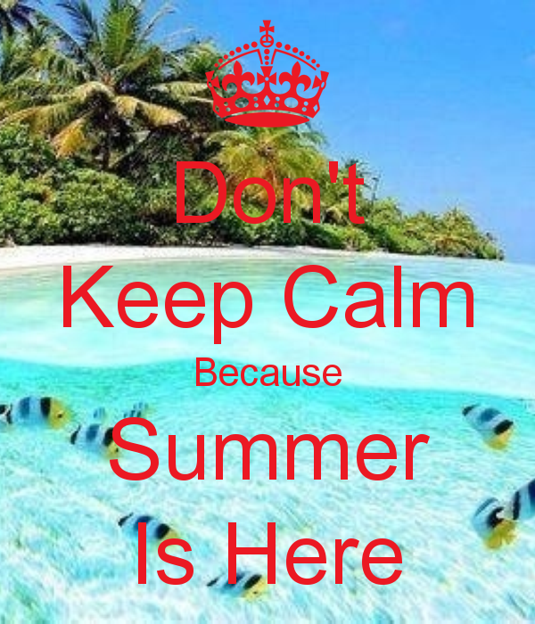 Summer Is Here Quotes. QuotesGram