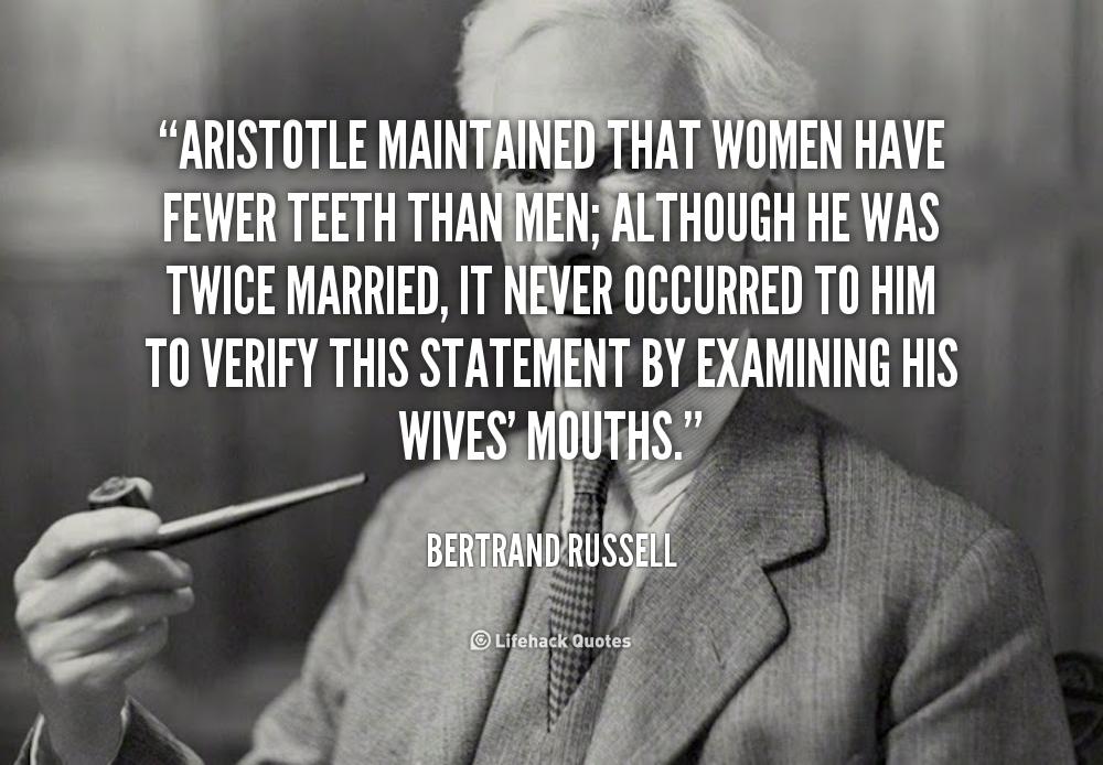 Pftw Aristotle Quote: Aristotle Quotes About Women. QuotesGram