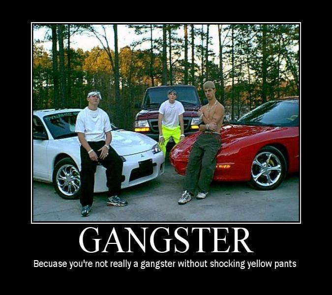 Quotes About Love For Him: Funny Gangster Quotes. QuotesGram