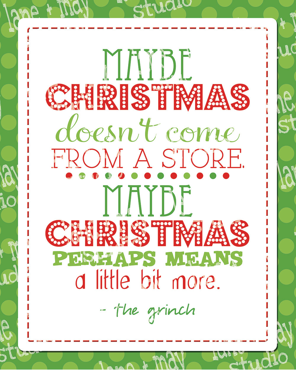 Funny Christmas Party Quotes And Sayings: Funny Quotes From The Grinch. QuotesGram