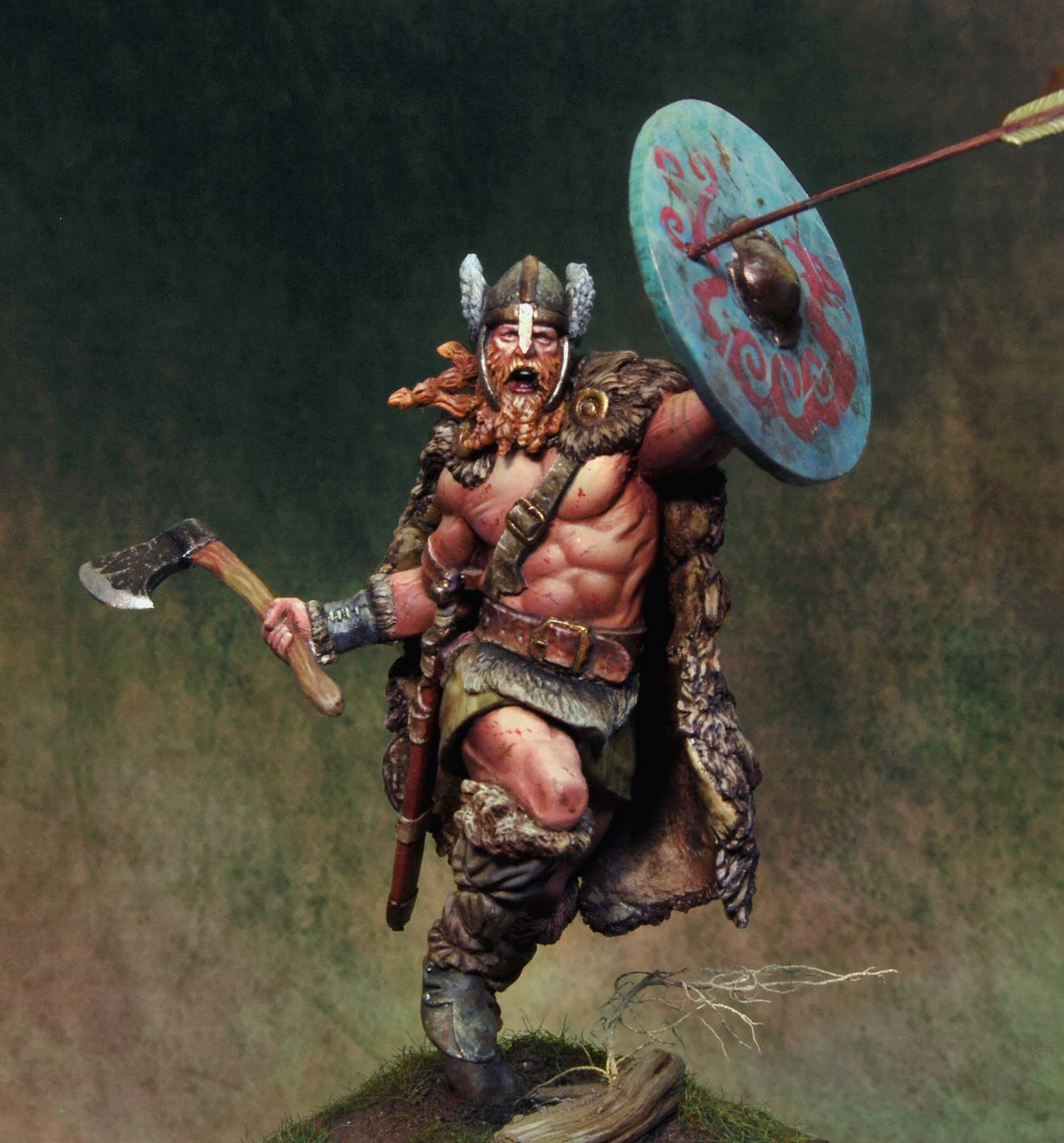 картинки викингов воинов в готическом стиле нас надежду