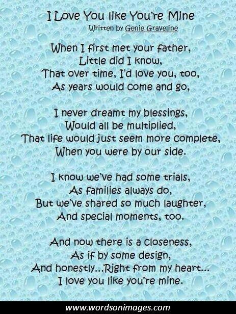 Stepmom Love Quotes. QuotesGram