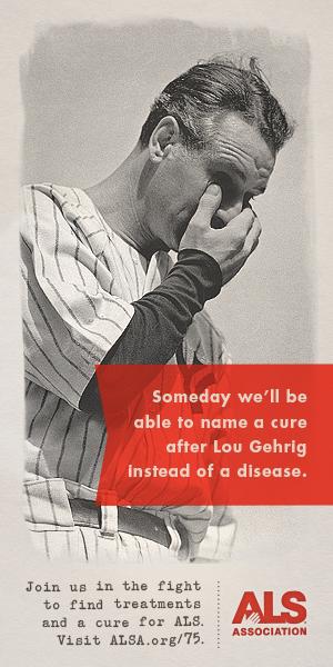 the memories of hospital lou gehrigs disease
