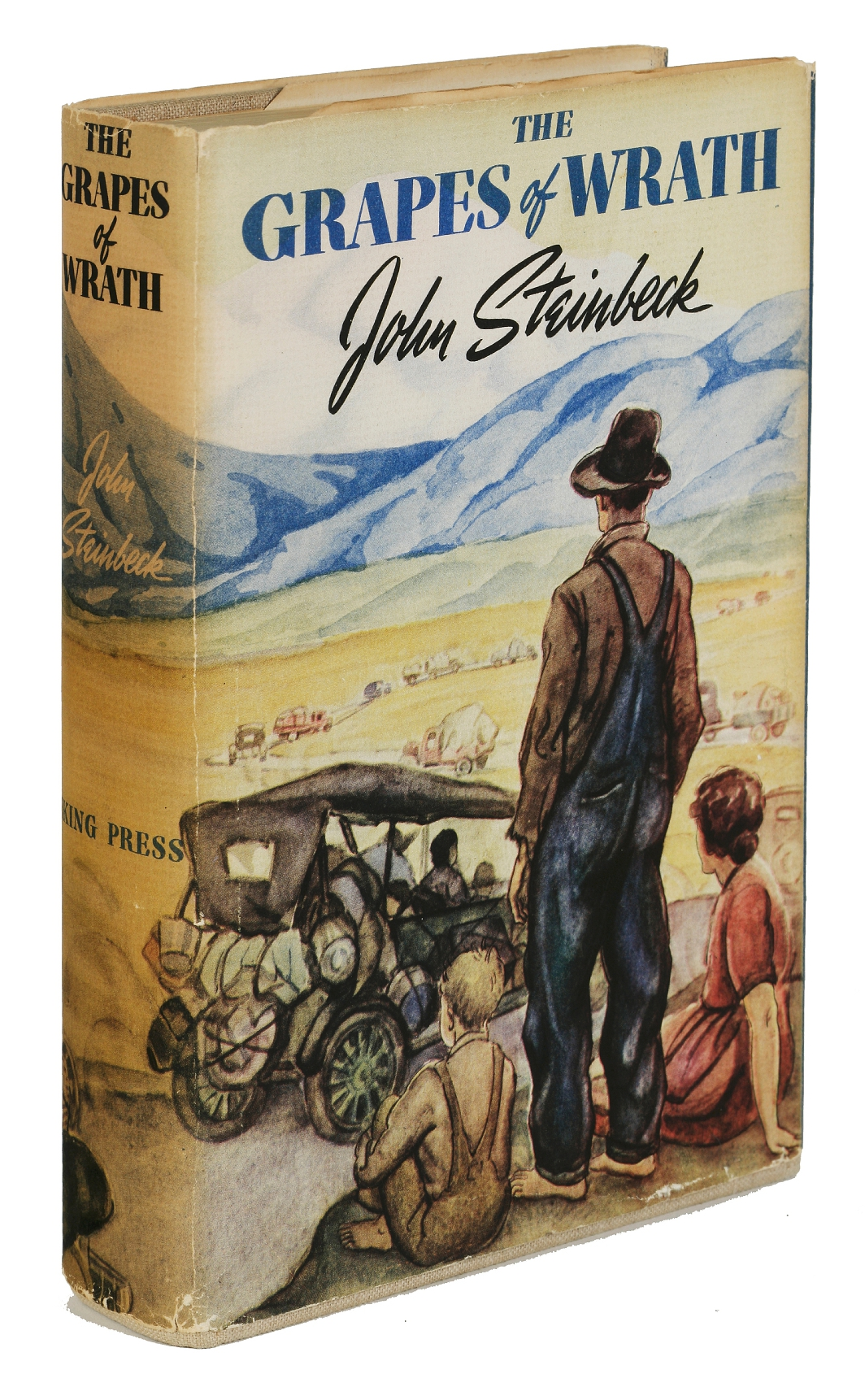 an overview of the migratory experience in the novel grapes of wrath by john steinbeck The grapes of wrath study guide contains a biography of john steinbeck, literature essays, quiz questions, major themes, characters, and a full summary and analysis.