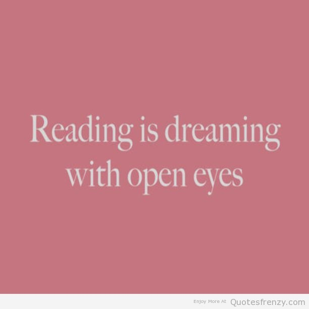 Inspirational Quotes On Pinterest: Famous Quotes On Reading Books. QuotesGram