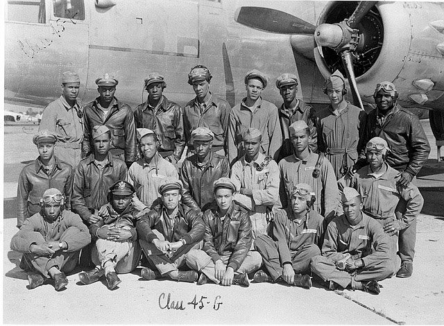 """tuskegee airmen essay questions A collection of 50 photographs of the legendary tuskegee airmen, who fought   which will be on display through june 2012, in terminal a-east, is a photo essay  of  """"without question, we changed the nation,"""" said eugene j richardson, 85,."""