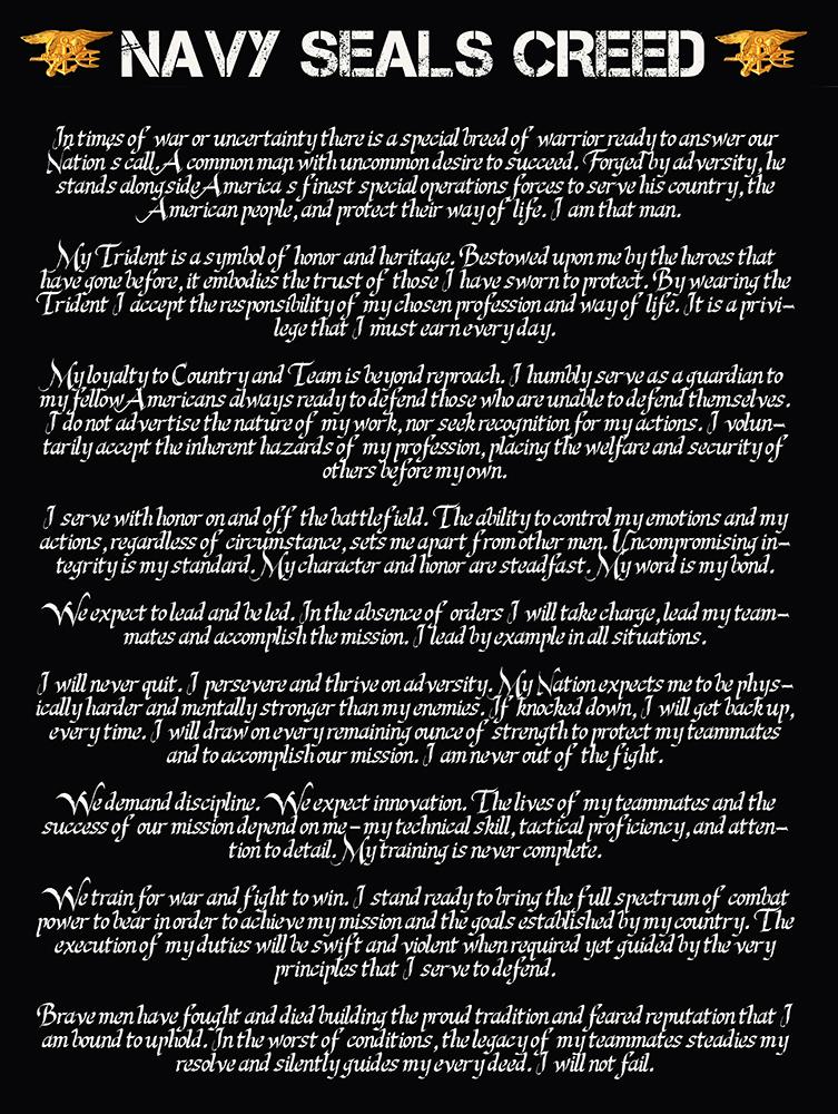Us Navy Seals Quotes. QuotesGram