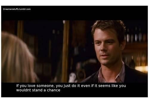 Movie Quotes About Love: Best Love Movie Quotes. QuotesGram