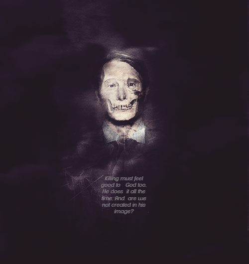 Hannibal tv show quotes quotesgram - Hannibal lecter zitate ...