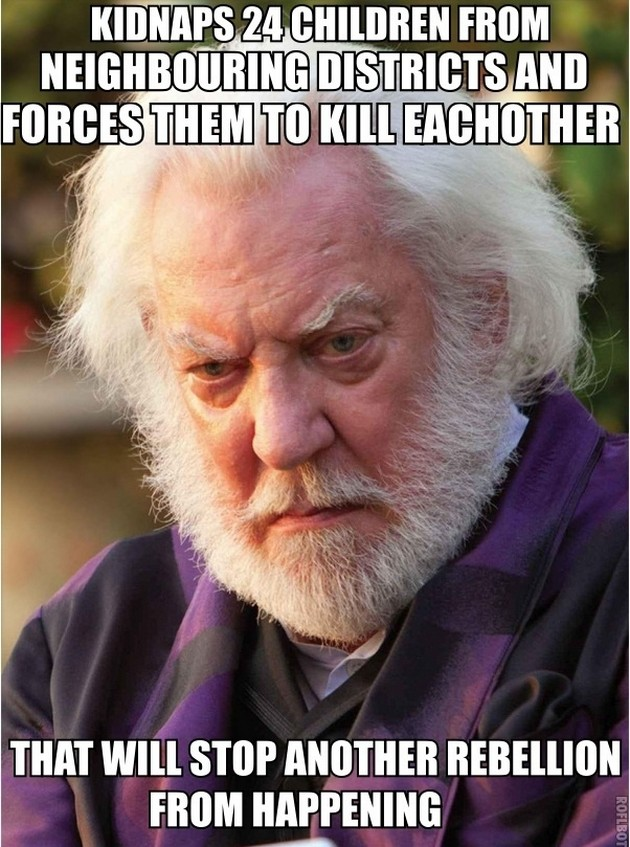 Quotes From President Snow Hunger Games Book. QuotesGram