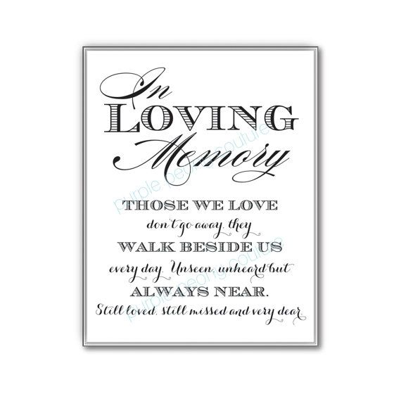 In Memory Quotes For Your Parents. QuotesGram