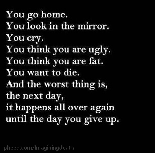 Emo Quotes About Suicide: Suicide Quotes For Yourself. QuotesGram