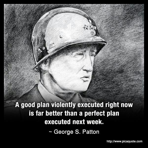 General Patton Quotes: Leadership Quotes By Patton. QuotesGram