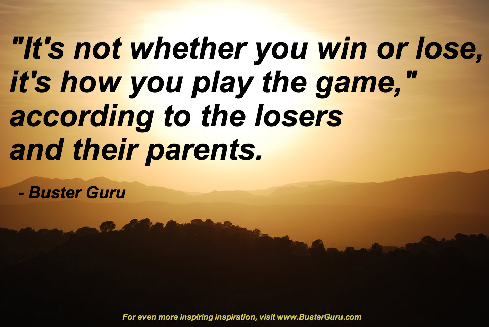 Famous Quotes Winning And Losing. QuotesGram