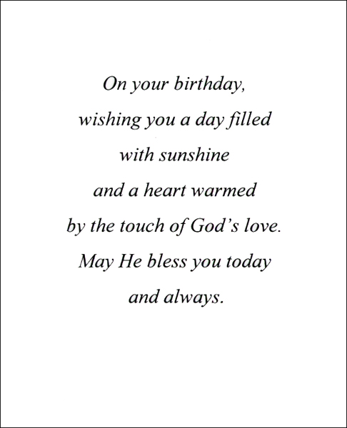 Birthday Bible Verses Quotes. QuotesGram