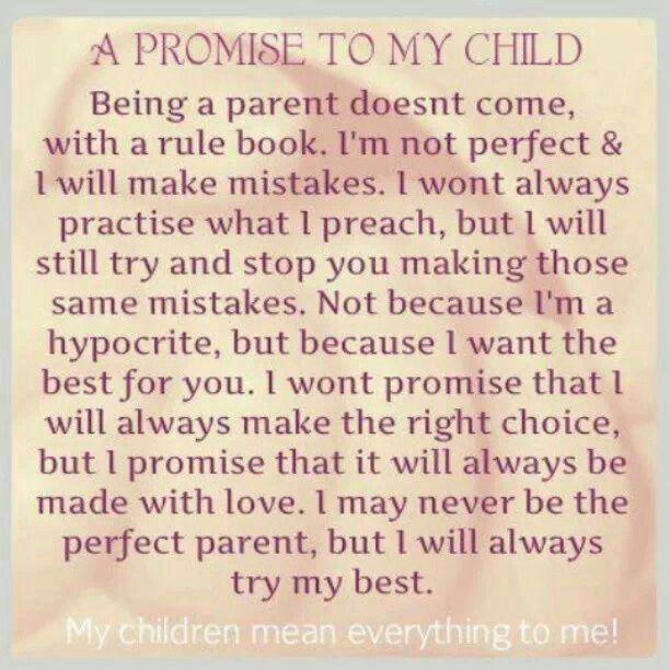 Parenting Mistakes Quotes. QuotesGram