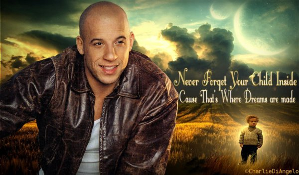 Vin Diesel Inspirational Quotes: Best Vin Diesel Quotes. QuotesGram