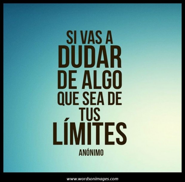 Positive Quotes In Spanish And English: Famous Inspirational Quotes In Spanish. QuotesGram