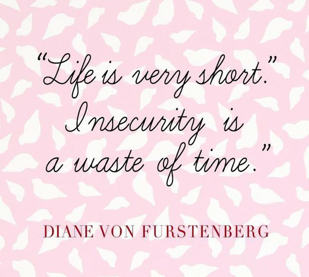 Wisdom Of Insecurity Quotes. QuotesGram
