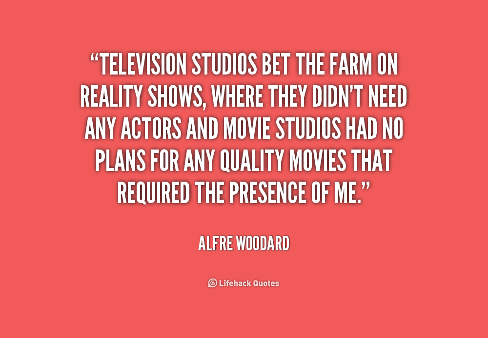 quotations on television essay
