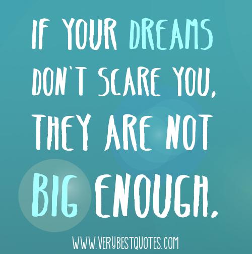 Inspirational Quotes Motivation: Dream Big Quotes. QuotesGram