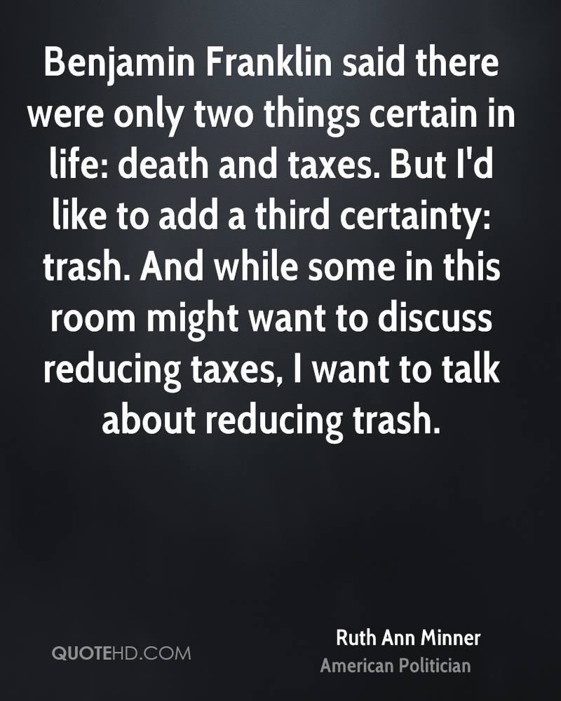 Who Said Death And Taxes Quote: Ruth Ozeki Quotes. QuotesGram