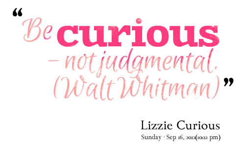 being judgemental Judgmental quotes from brainyquote, an extensive collection of quotations by famous authors, celebrities, and newsmakers  i'm not being judgmental - i'm just .