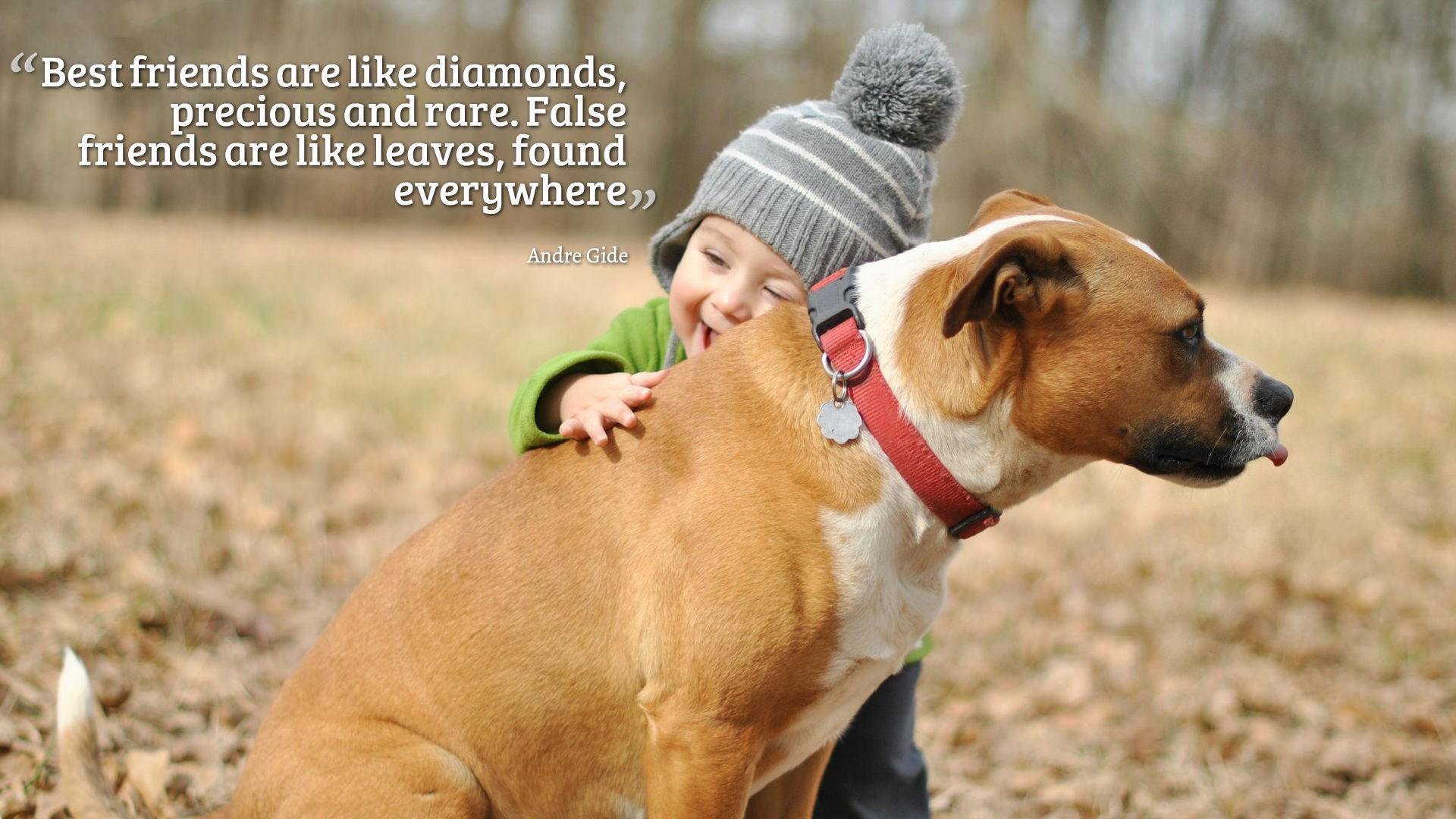Dog Is Man S Best Friend Quote