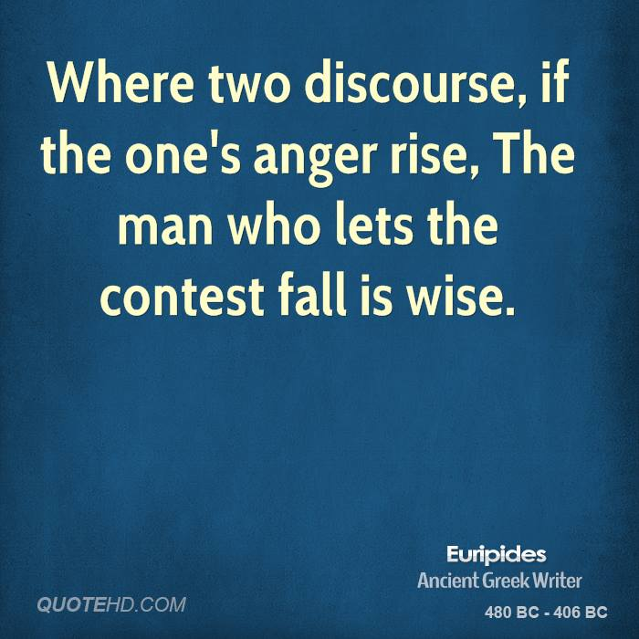 Quotes About Anger And Rage: Discourse Quotes. QuotesGram