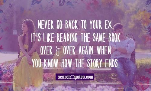 Ex for romantic girlfriend quotes Best Romantic