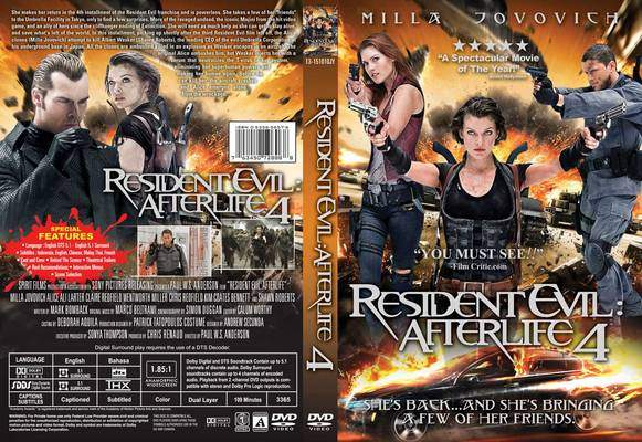 Resident Evil Afterlife Quotes Quotesgram