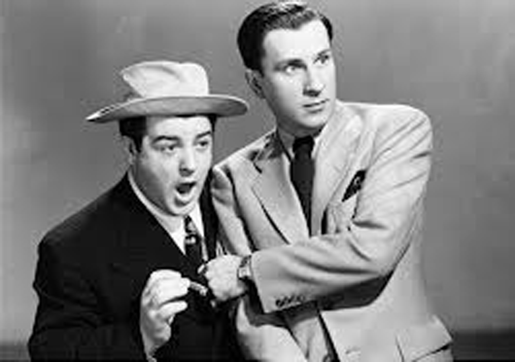 Abbott and Costello in Baseball's Hall of Fame