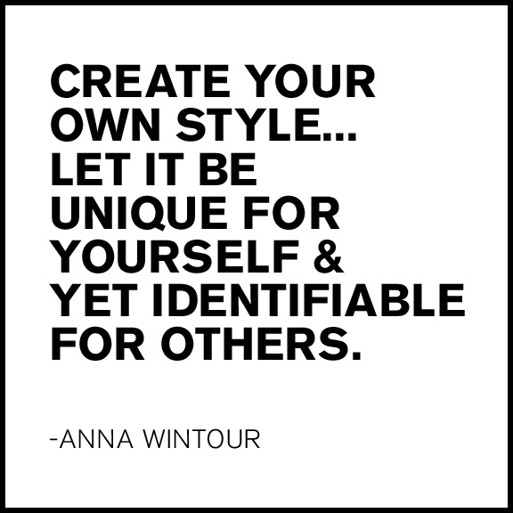 Fashion Icon Quotes Quotesgram
