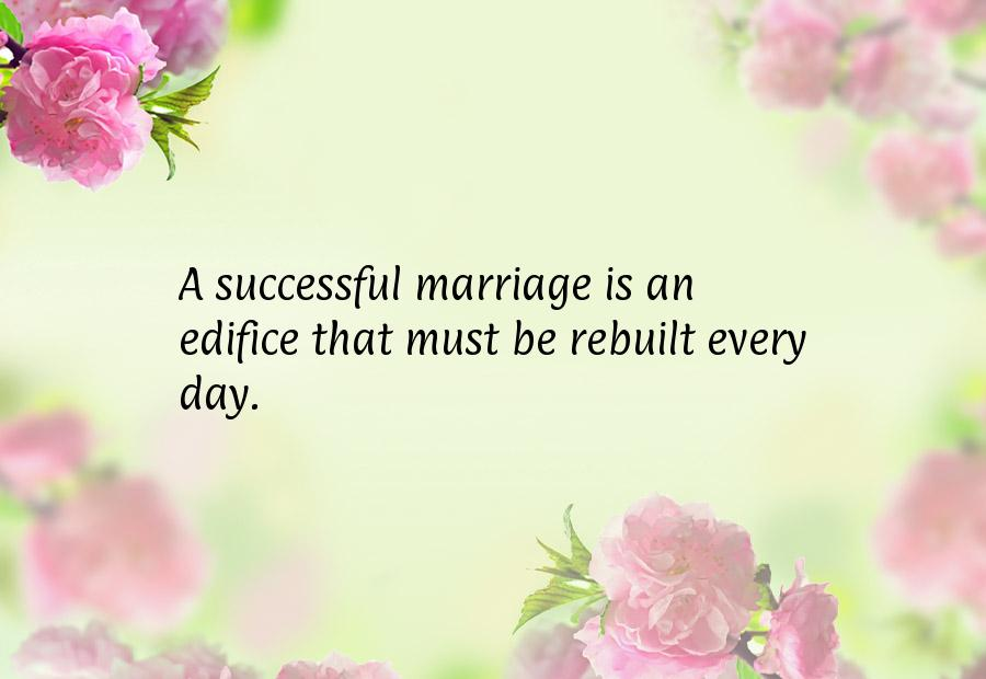 how to keep a good marriage