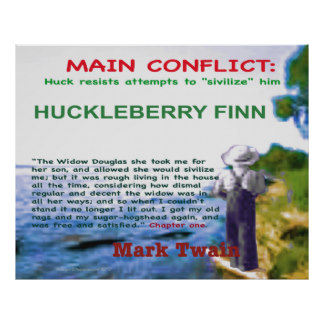 huck finn conscience essays Free essay on huck finn: conscience and motives available totally free at echeatcom, the largest free essay community.