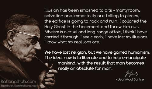 Jean-Paul Sartre Quotes. QuotesGram