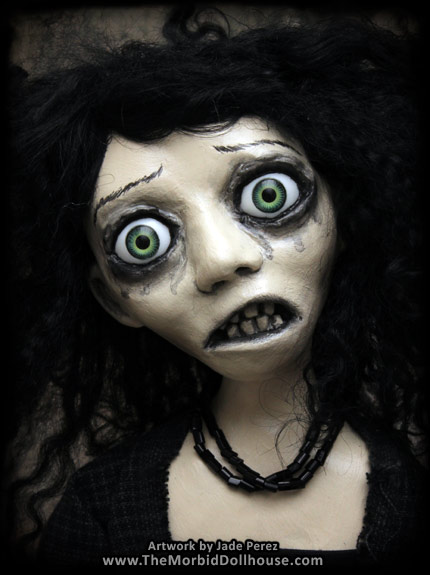 Scary Doll Quotes Quotesgram