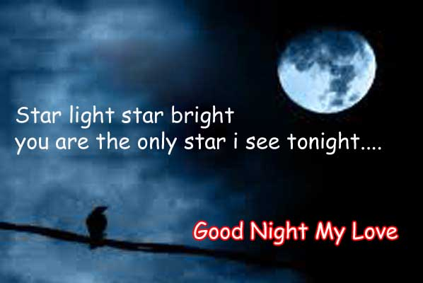 Goodnight Sweetheart Quotes Quotesgram: Good Night Inspirational Quotes. QuotesGram
