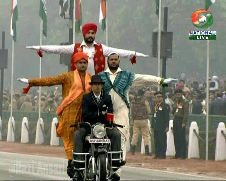 Hindu muslim sikh ishai