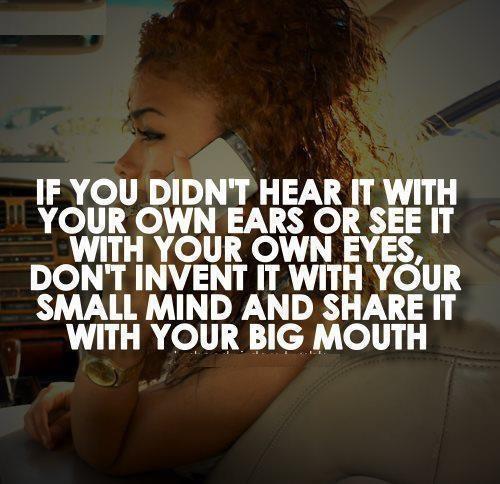 Spreading Gossip Quotes. QuotesGram