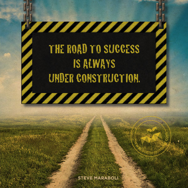 essay about the road to success