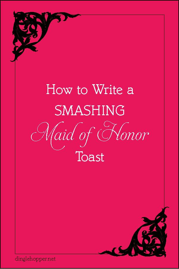best man wedding toast essay