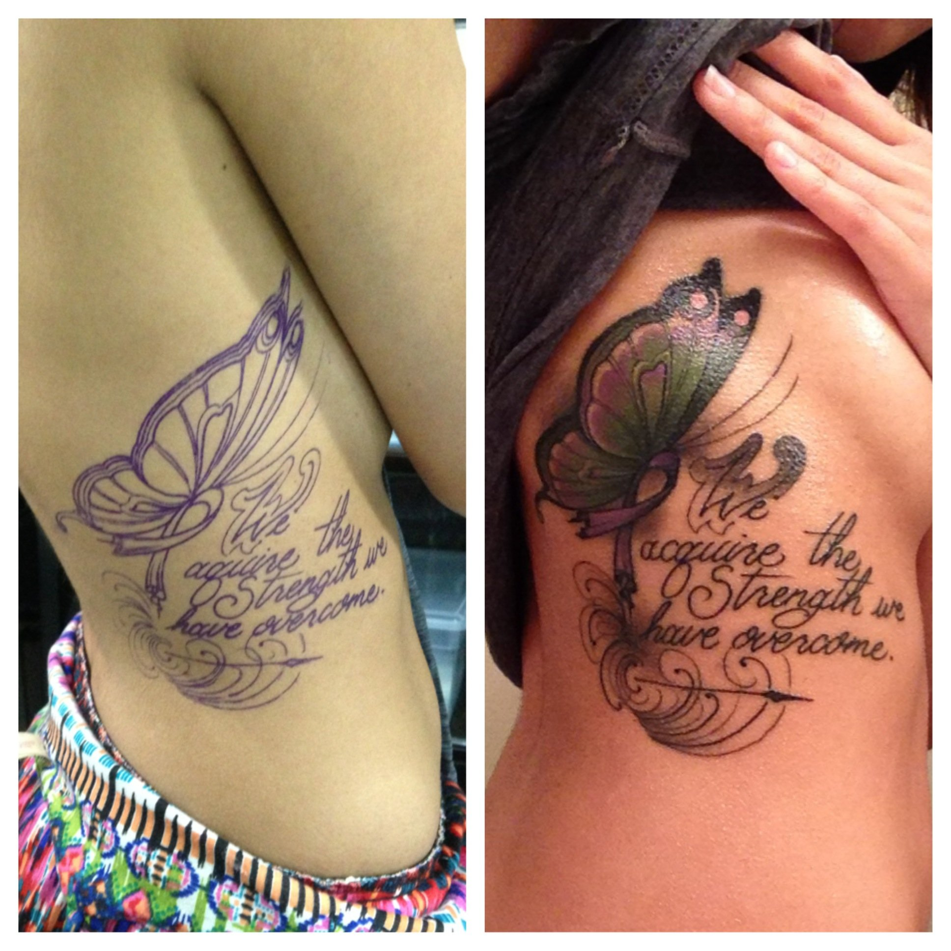 Butterfly Struggle And Strength Quotes. QuotesGram
