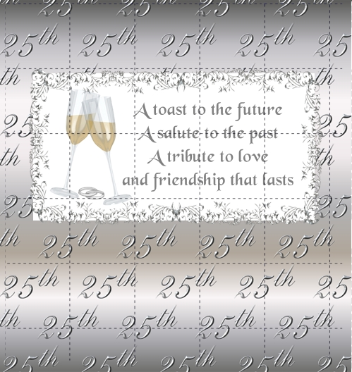 41 Year Anniversary Quotes: 25th Anniversary Quotes And Poems. QuotesGram